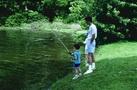 Pescuit pastrav din iazul propriu